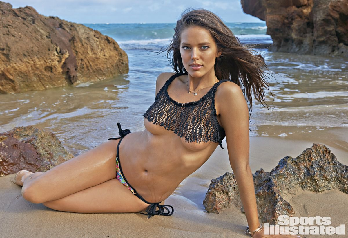 ... 1200 × 820 Emily DiDonato – Sports Illustrated Swimsuit Issue 2015