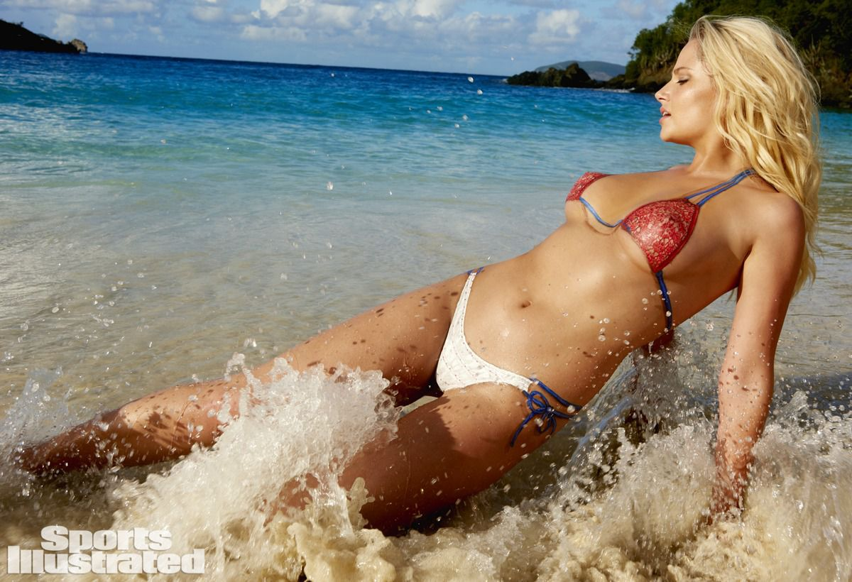 ... × 820 Genevieve Morton – Sports Illustrated Swimsuit Issue 2015