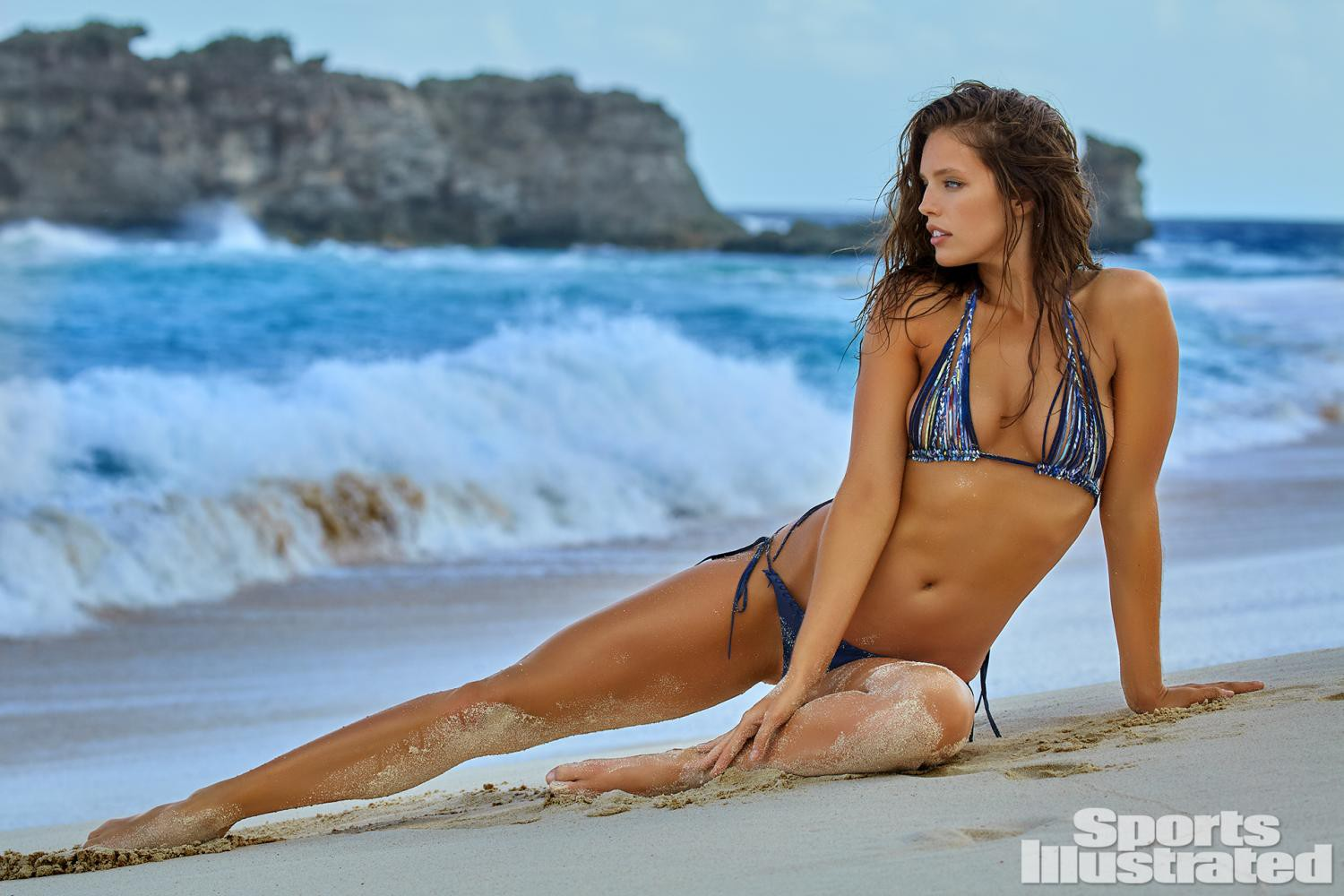 ... 1500 × 1000 Emily DiDonato – Sports Illustrated Swimsuit Issue 2016