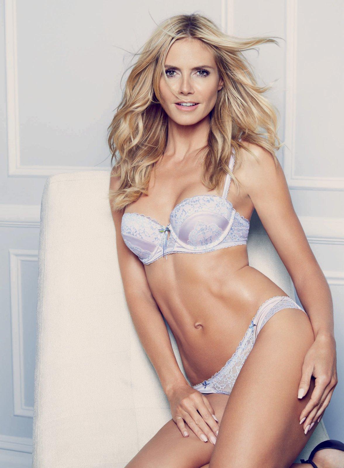Heidi klum naked picture