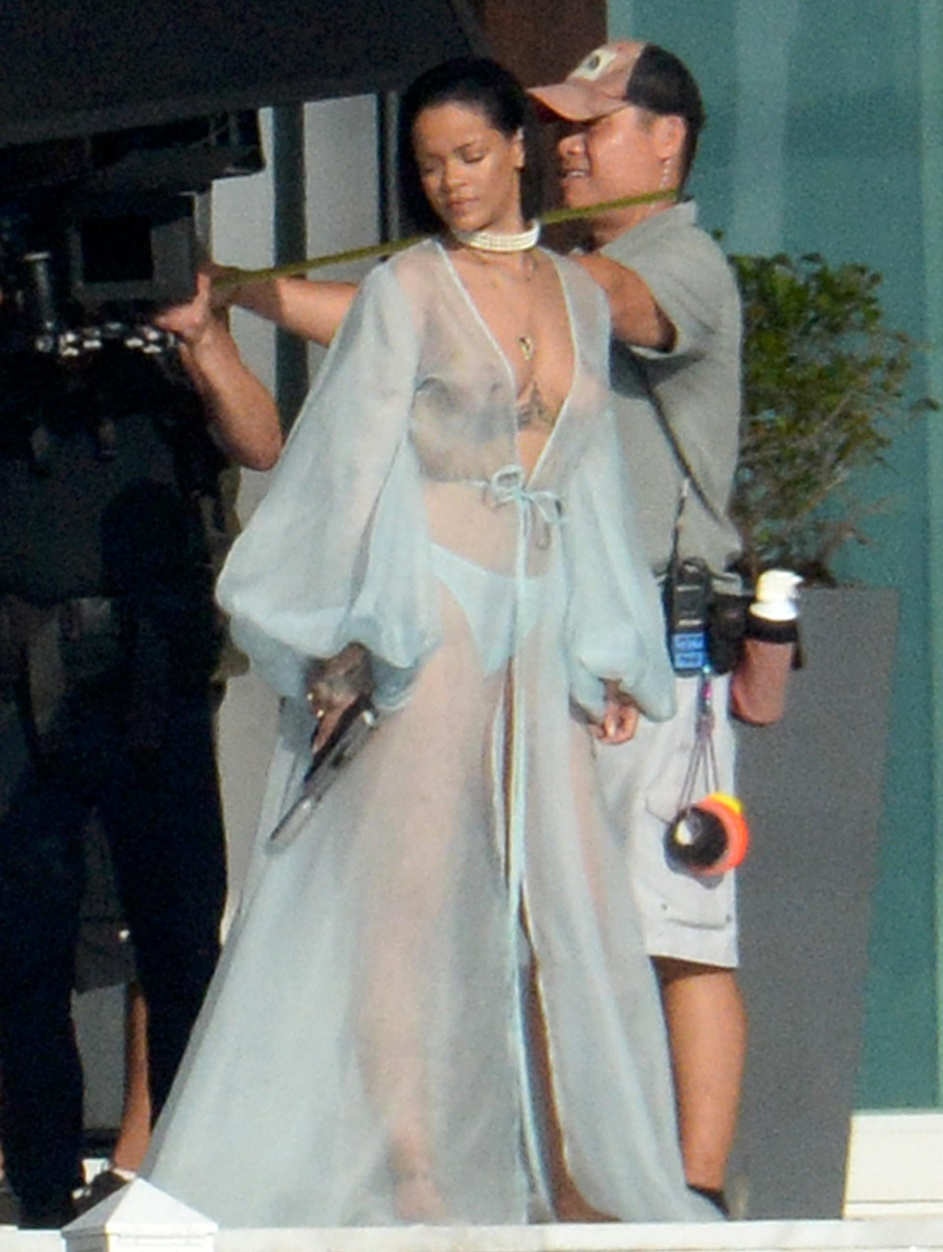 Rihanna Music Video Needed Me - Rihanna Age Albums
