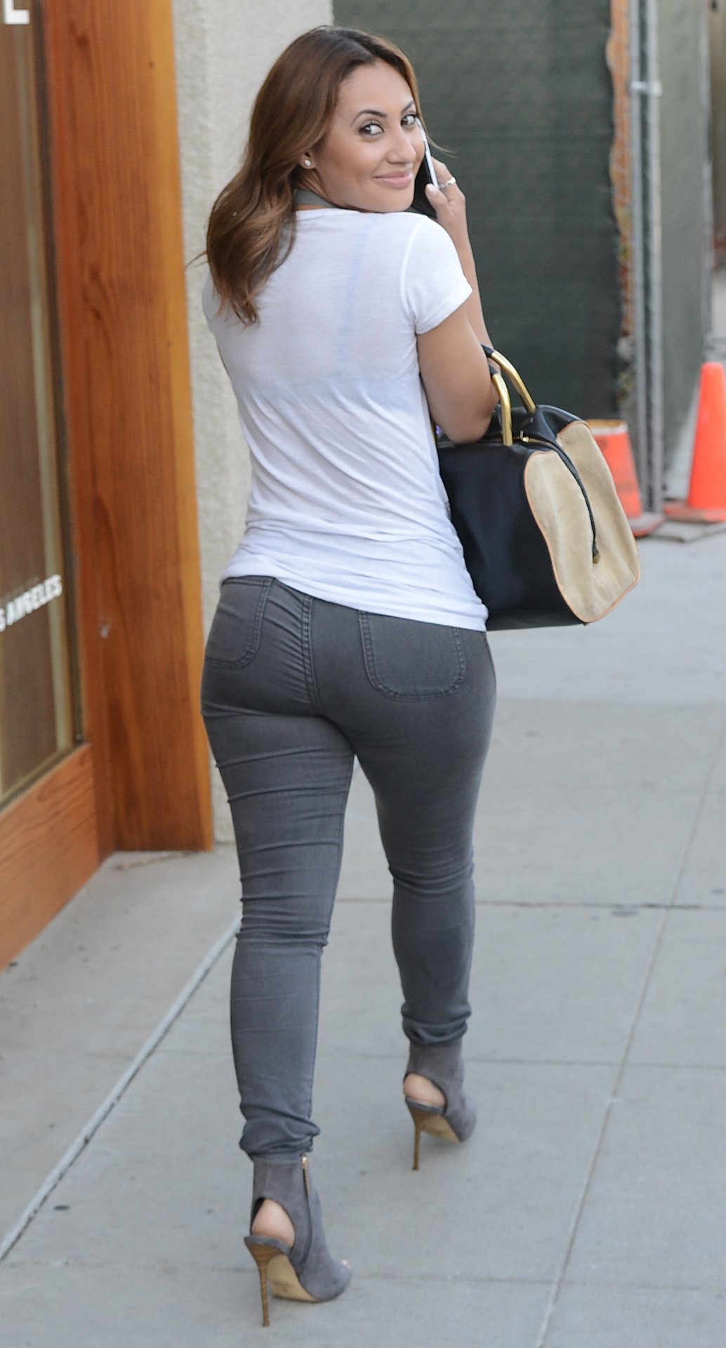 What necessary Francia raisa ass