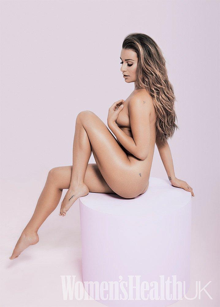 ... – Women's Health UK Magazine Naked Photoshoot (September 2016