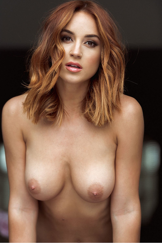 Lauren celeb boob galleries