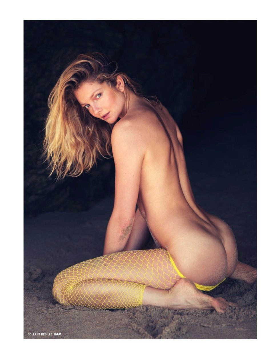 ... 1256 Eniko Mihalik – Lui Magazine Naked Photoshoot (October 2016