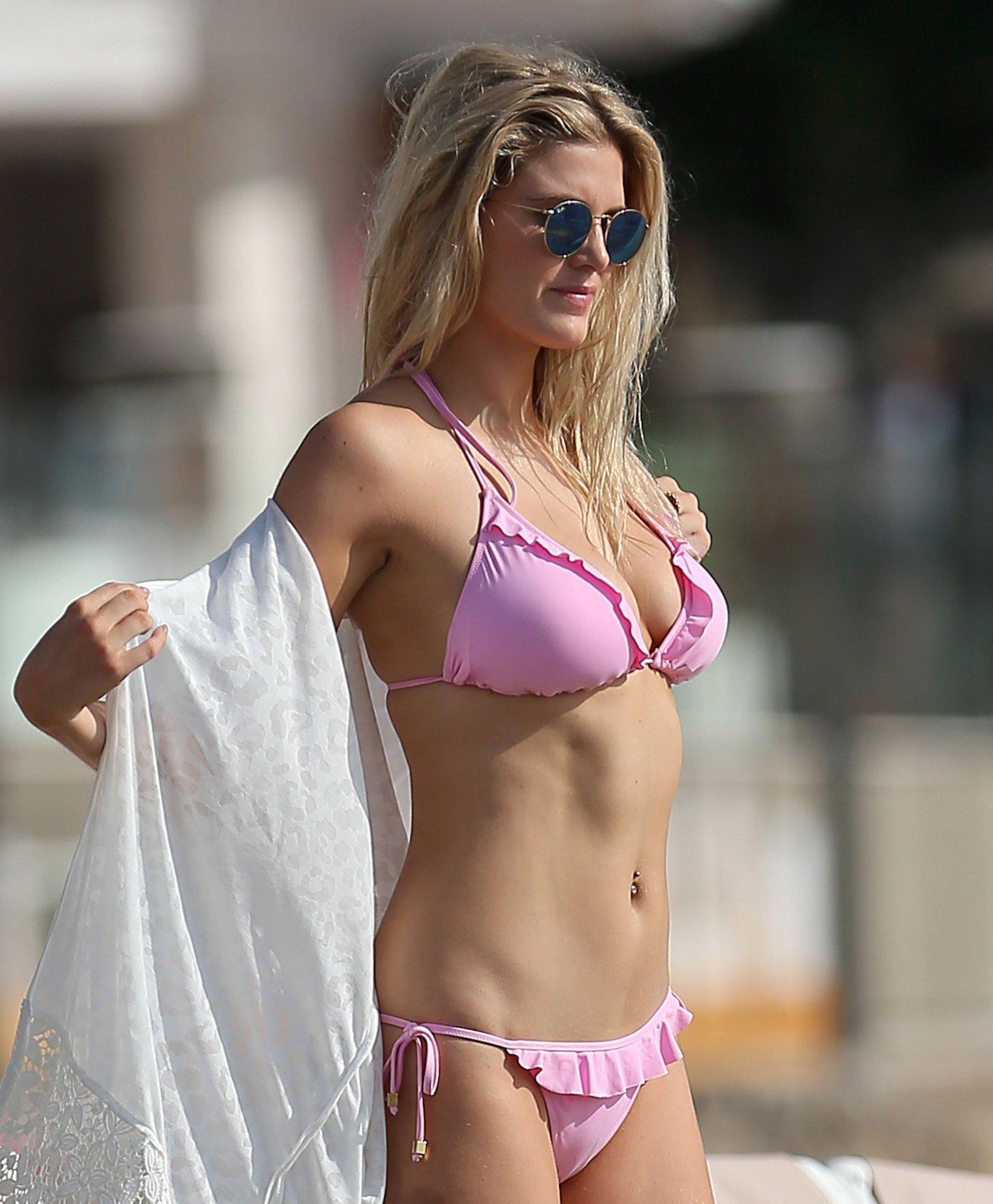 British big boobs nude