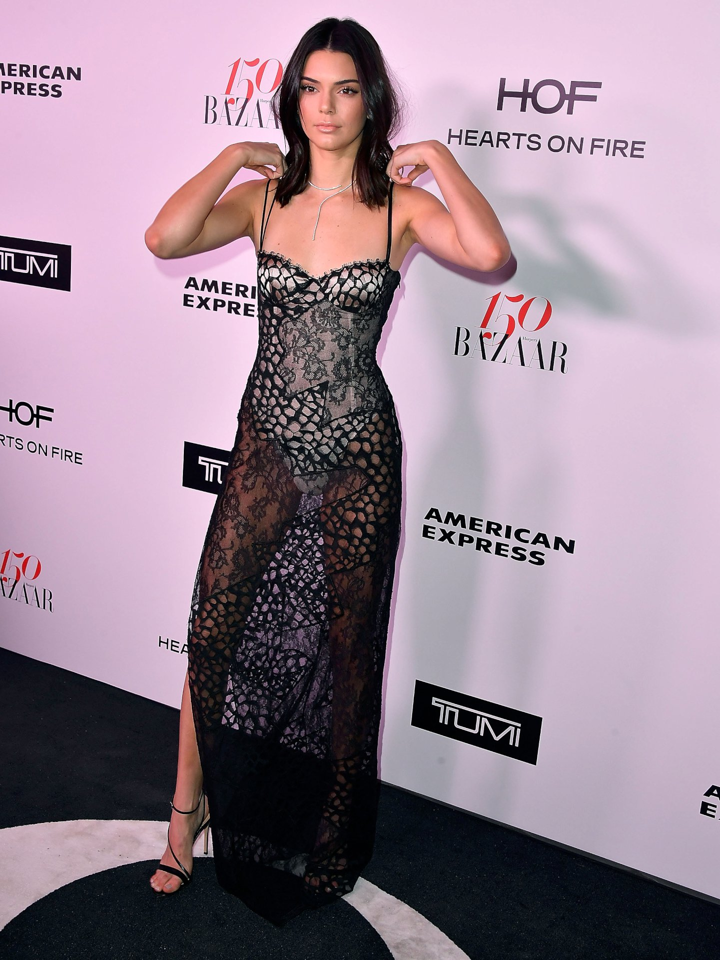Kendall Jenner (13)   Hot Celebs Home Alessandra Ambrosio Pics