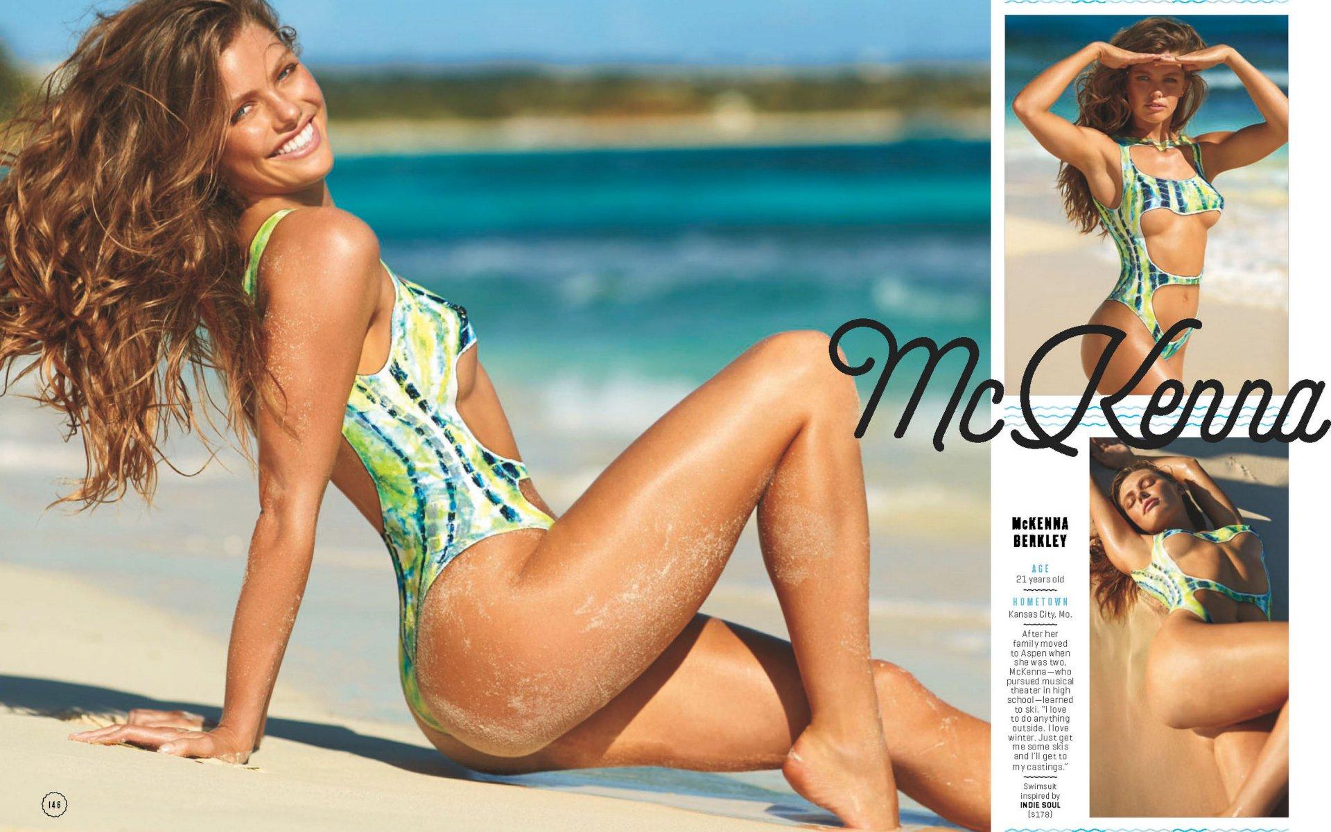Chrissy Teigen Poses Nude in Sexy Beach Shoot (39 photos