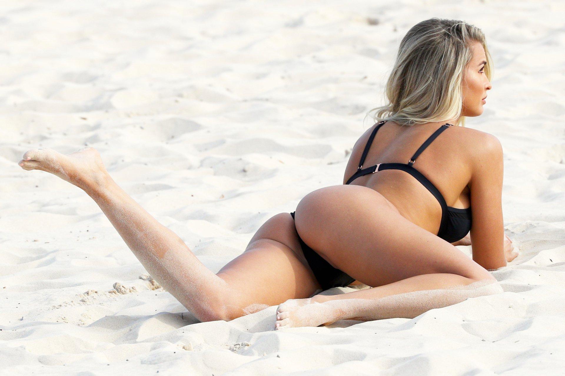 The Alexis garcia bikini looks