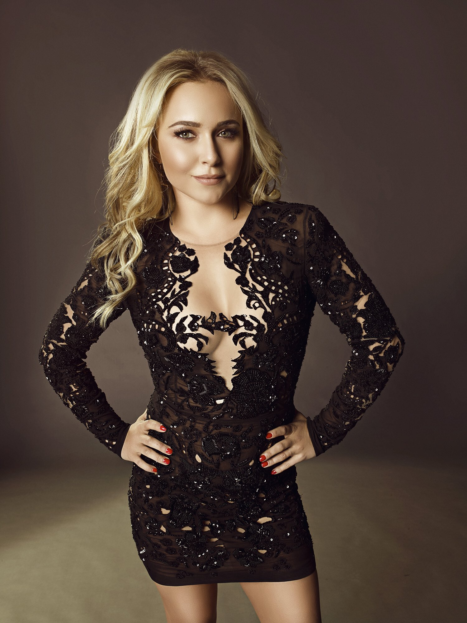 Hayden panettiere nashville season 1 collection - 3 part 6
