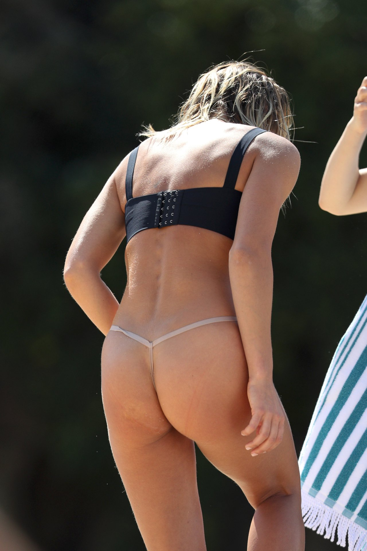Caroline wozniacki hot ass in training
