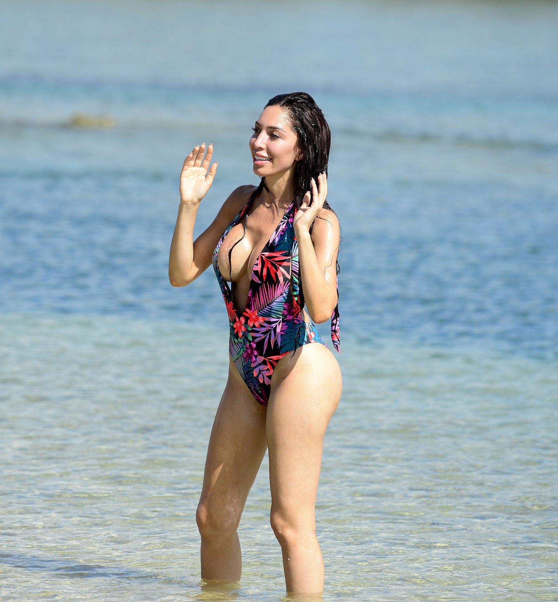 Farrah abraham boob slip nudes (23 photo), Boobs Celebrity pic
