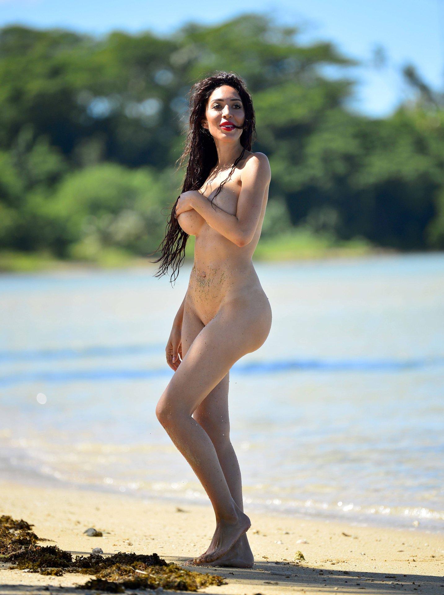 Nude Farrah Abraham nude photos 2019