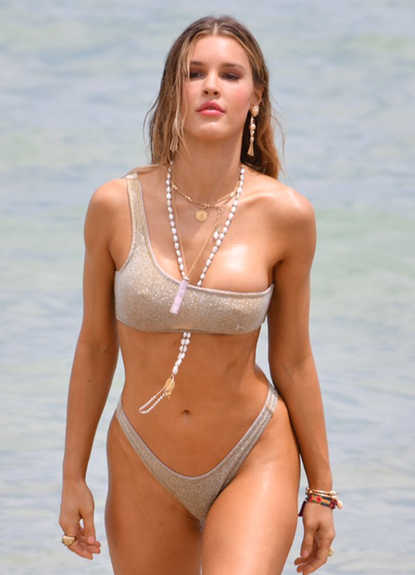 Super micro transparent sexy women v shaped string thong bikini for beach