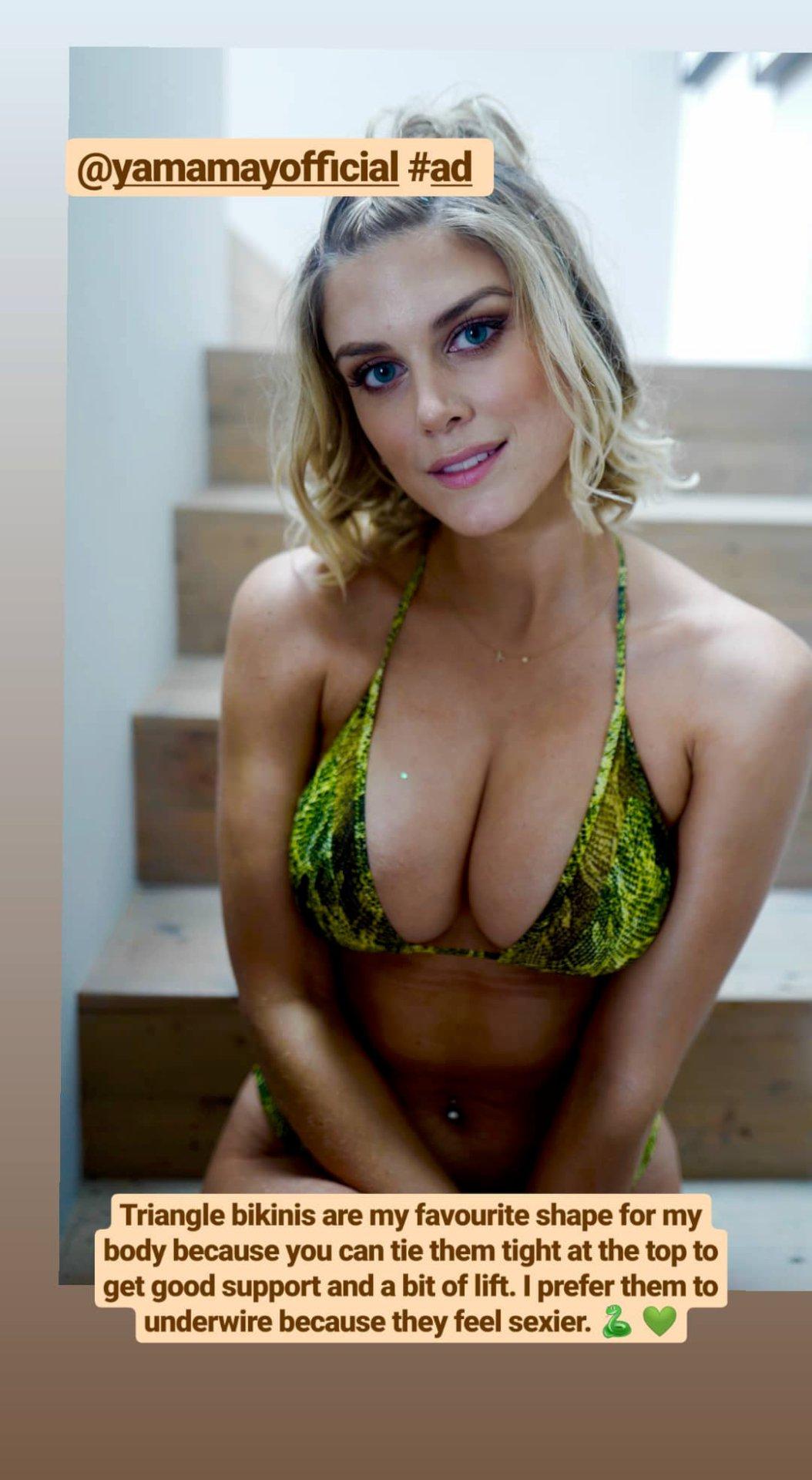 Tits Shley Juggs Naked Gif