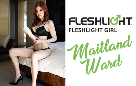 Maitland Ward Fleshlight
